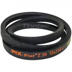 V-belt Z029 - 10x735