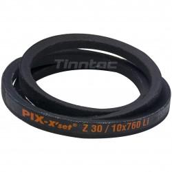 V-belt Z030 - 10x760