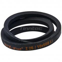V-belt Z026 - 10x660