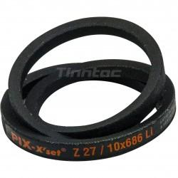 V-belt Z027 - 10x686