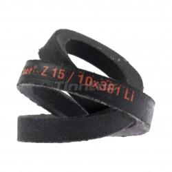 V-belt Z015 - 10x381
