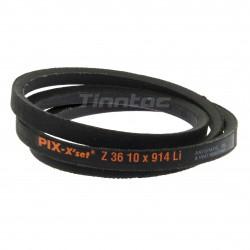 V-belt Z036 - 10x914