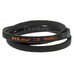 V-belt Z035 - 10x890
