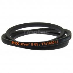V-belt B065 - 17x1650