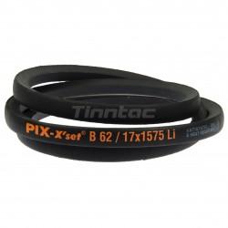 V-belt B062 - 17x1575