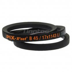 V-belt B045 - 17x1143