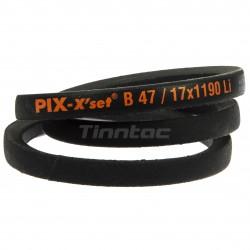 V-belt B047 - 17x1190