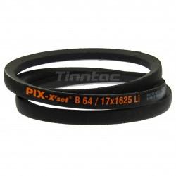 V-belt B064 - 17x1625