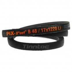 V-belt B048 - 17x1220