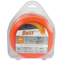 Fyrkantig trimmertråd 2mm