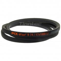 V-belt B074 - 17x1880