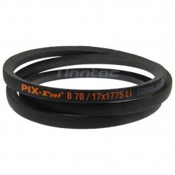V-belt B070 - 17x1775
