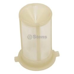 Fuel tank filter