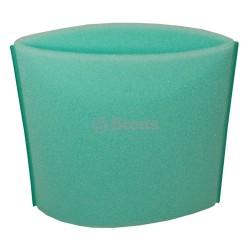 Air filter prefilter